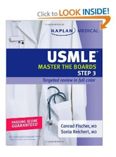 Kaplan Medical USMLE Master the Boards Step 3 PDF (2009)