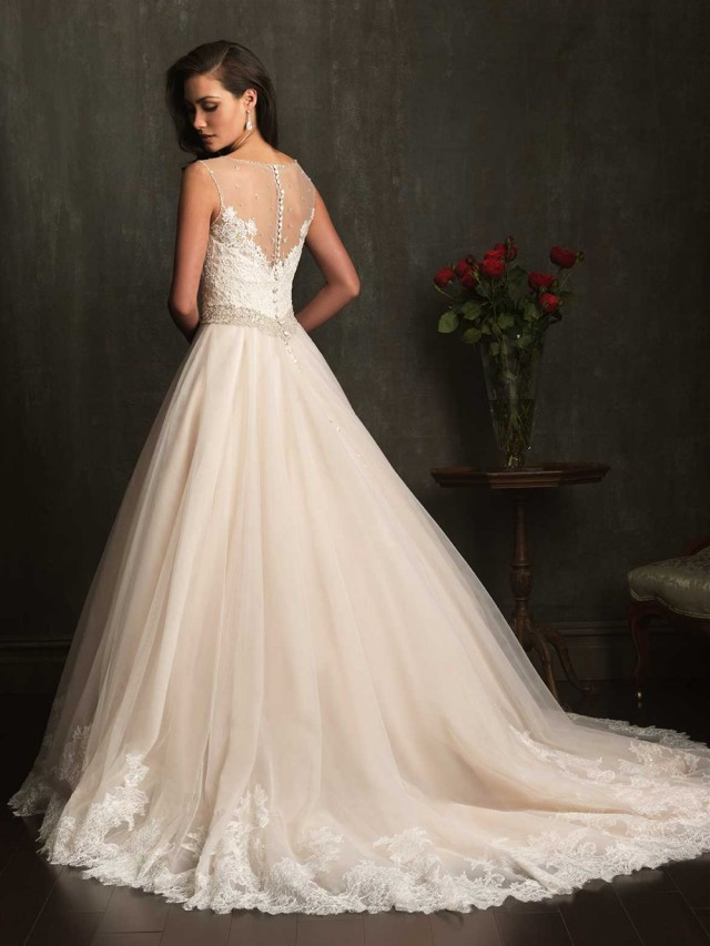 Future Trends 2014: 2014 allure wedding dresses 2014 allure bridal ...