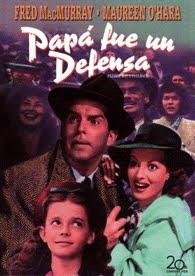 Papa fue un defensa (1949)