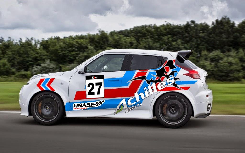 Gambar Wallpaper Modifikasi Mobil Nissan Juke Terkeren 2014