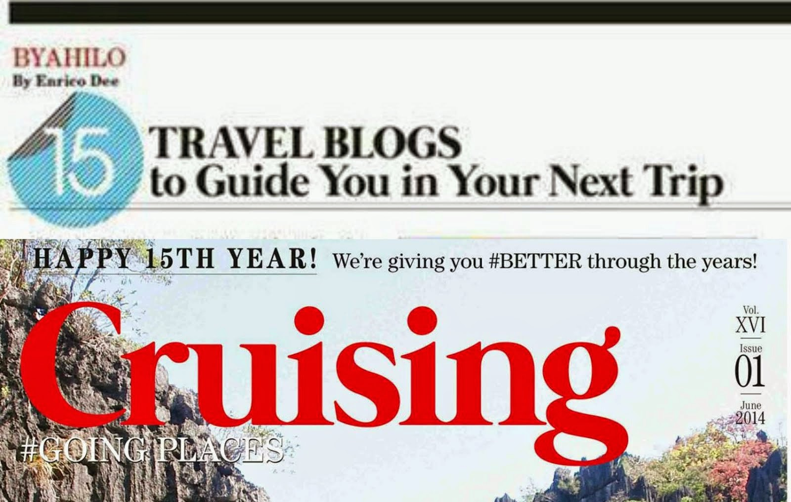 Top 15 Travel Blogs