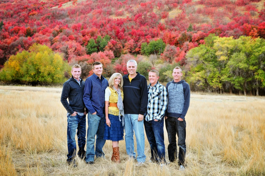 ♥ The Fam 2012 ♥