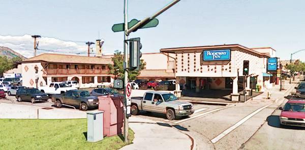 former Lane Motel