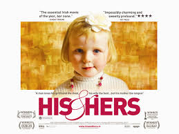 "Poster do filme ""His & Hers"""