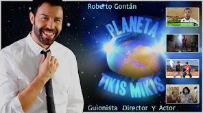 Planeta Tikis Mikis en Castilla la Mancha televisión. Dirigido por Roberto Gontán