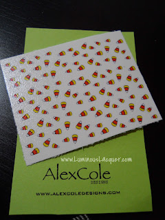 Review: Alex Cole Nail Tattoos & Decals