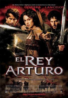 Poster El Rey Arturo