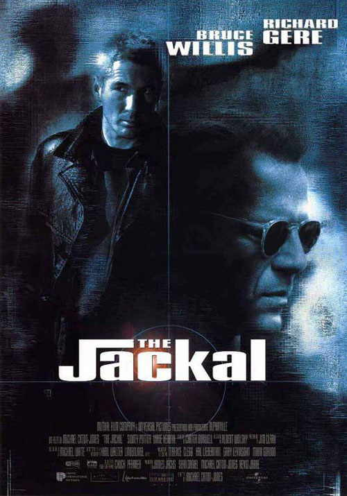 The Jackal movies in Canada
