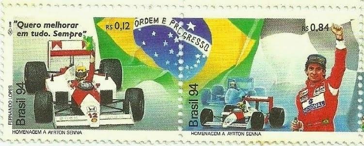 Ayrton Senna - Homenagem: 20 anos (1960-1994)