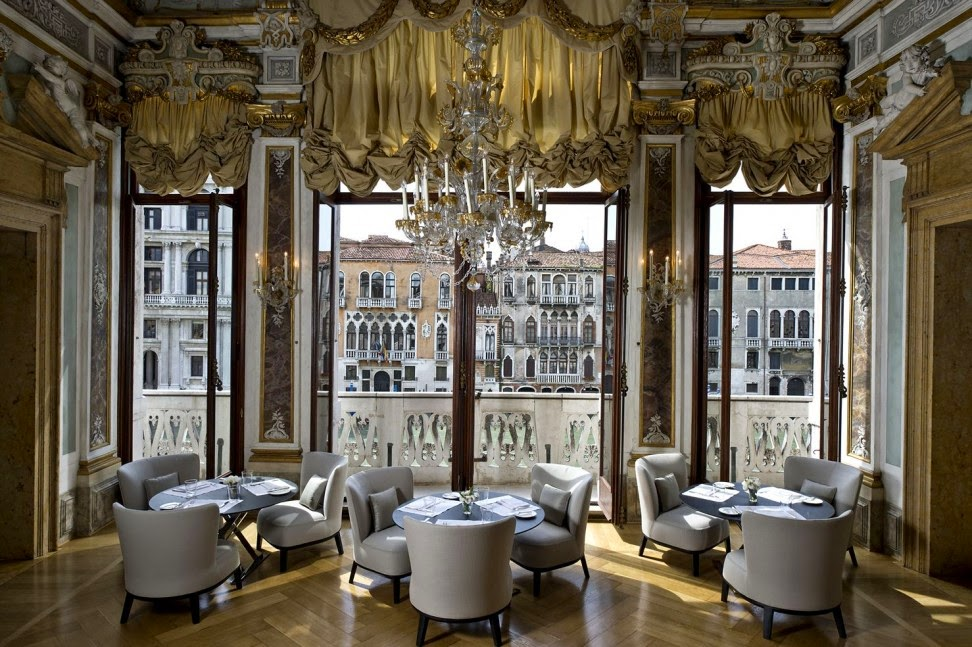 The temples of consumption aman canale grande hotel in for Design boutique hotel venice