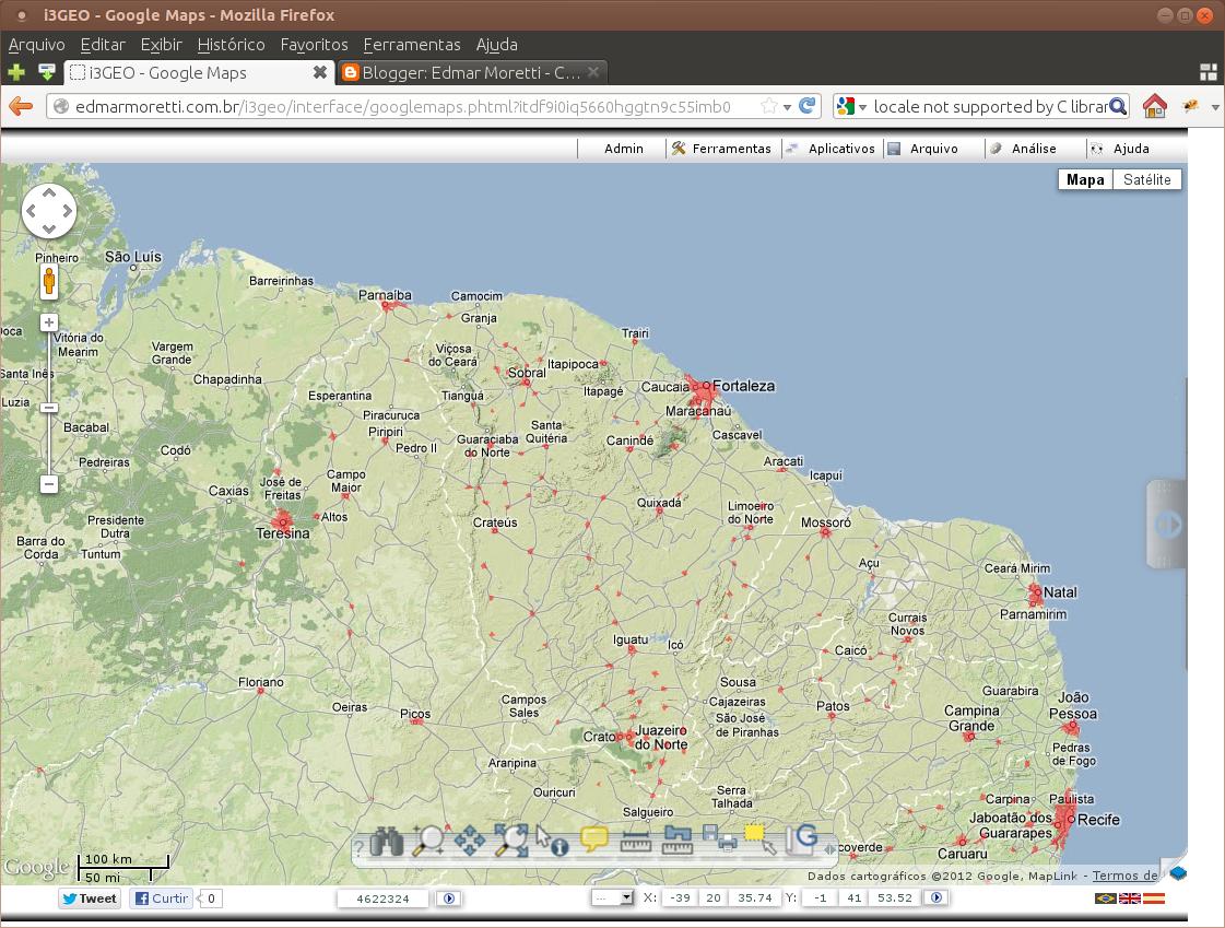 Download Google Map Map Of Mozambique Rancho Cordova Ca Map