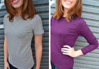 Sewing Pattern: Alexa T-Top