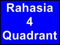 Rahasia 4 Quadrant - Blog Bisnis Online
