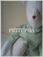 Ursinho Petit Poá Quarto Bebê Menino