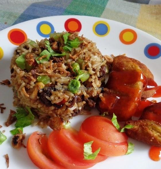 Resepi Nasi Goreng Daging – Satu Resepi