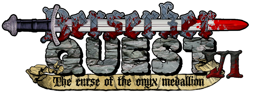 Berserker Quest 6: The curse of the oynx medallion