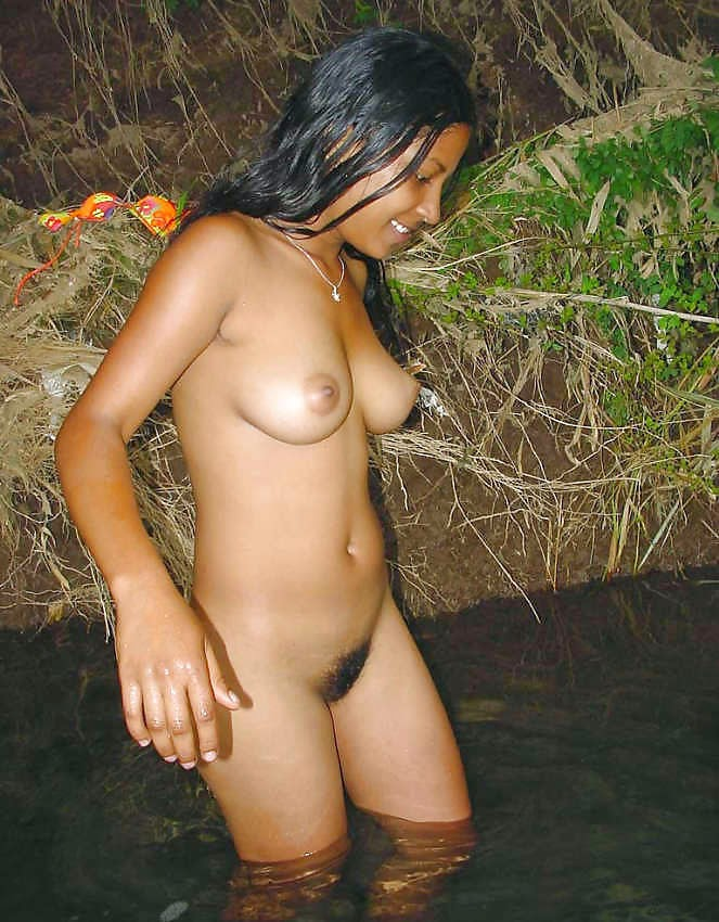 kongo village nude girls
