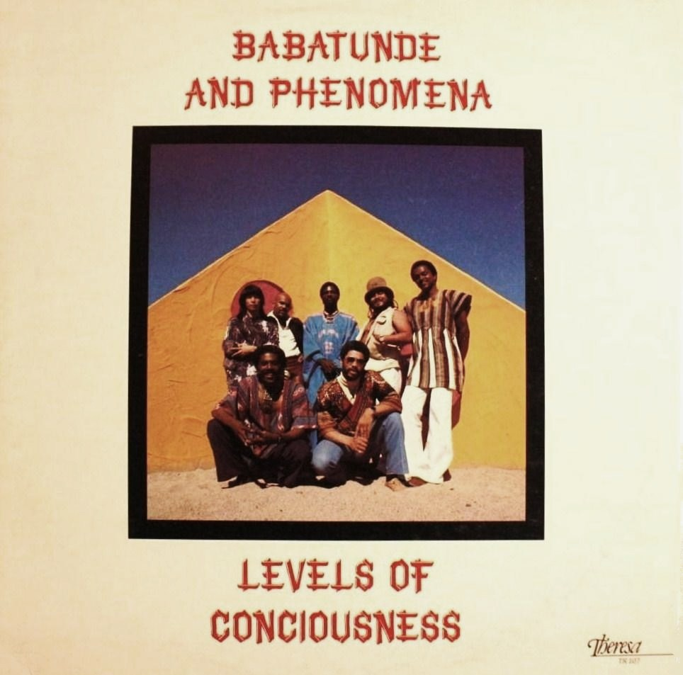 Babatunde Lea Phenomena Babatunde Lea And Phenomena
