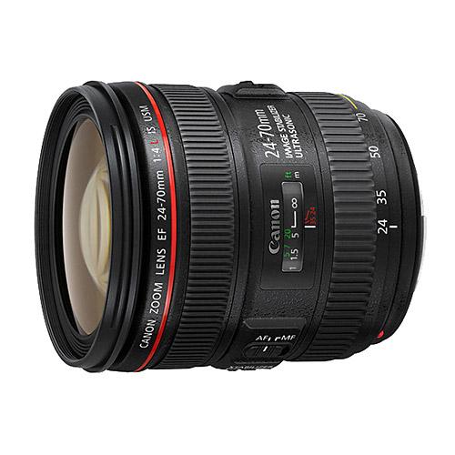 Fotografia dello zoom Canon EF 24-70 mm f/4 L IS USM