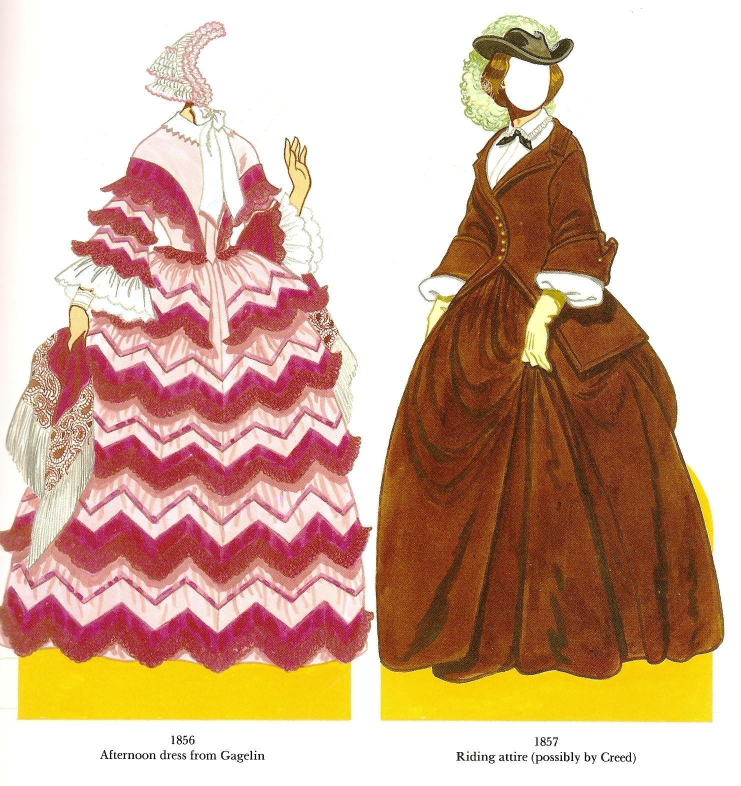 Fashion Eras and Names of Design 57