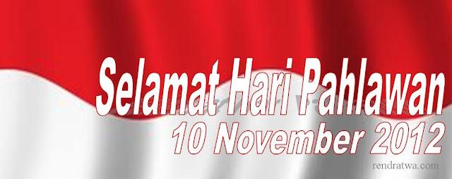 Memperingati Hari Pahlawan 10 November 2012 | Hening Cipta 60 Detik