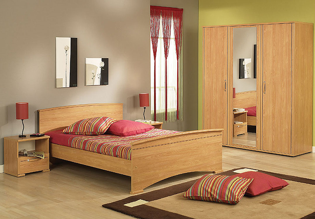 art d co chambre a coucher leclerc. Black Bedroom Furniture Sets. Home Design Ideas