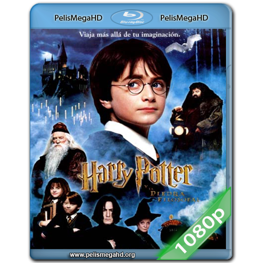 HARRY POTTER Y LA PIEDRA FILOSOFAL (2001) FULL 1080P HD MKV ESPAÑOL LATINO