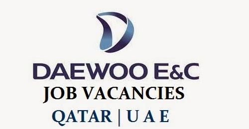 DAEWOO ENGINEERING & CONSTRUCTION COMPANY | QATAR