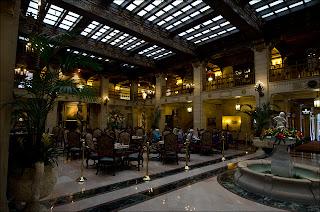 Davenport Hotel Spokane