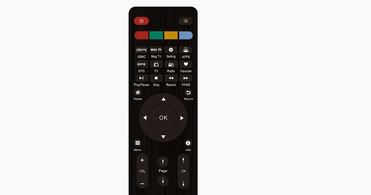 stb emulator remote for android