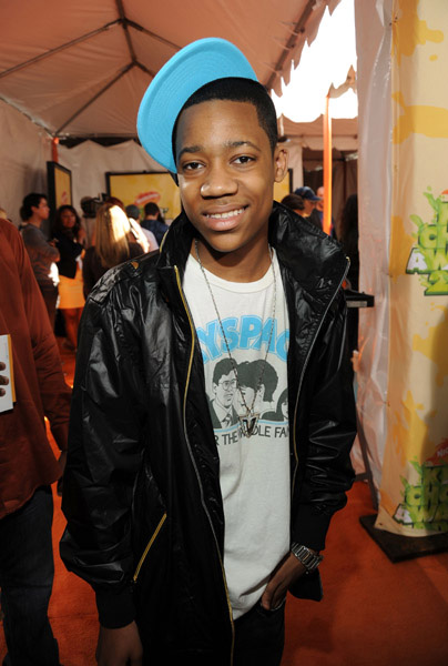 Tyler James Williams - Images