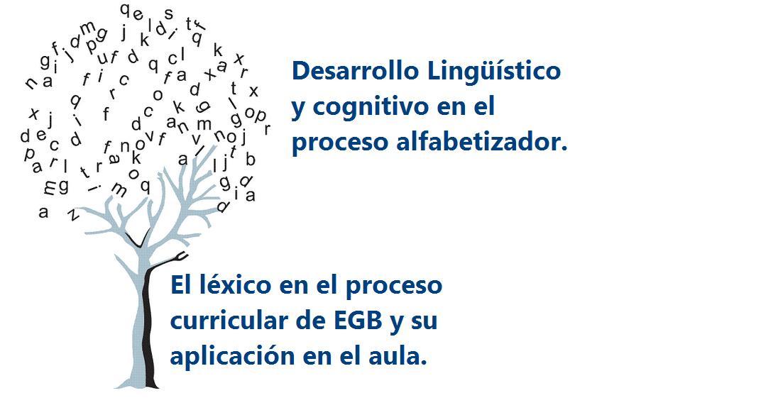 Desarrollo lingüístico y cognitivo en el proceso alfabetizador