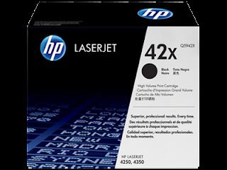 Tóner Laser Jet HP 42X