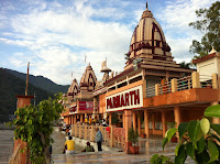 Parmarth Niketan Ashram in Rishikesh