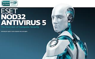 DOWNLOAD Eset NOD32 Antivirus 5 for Windows