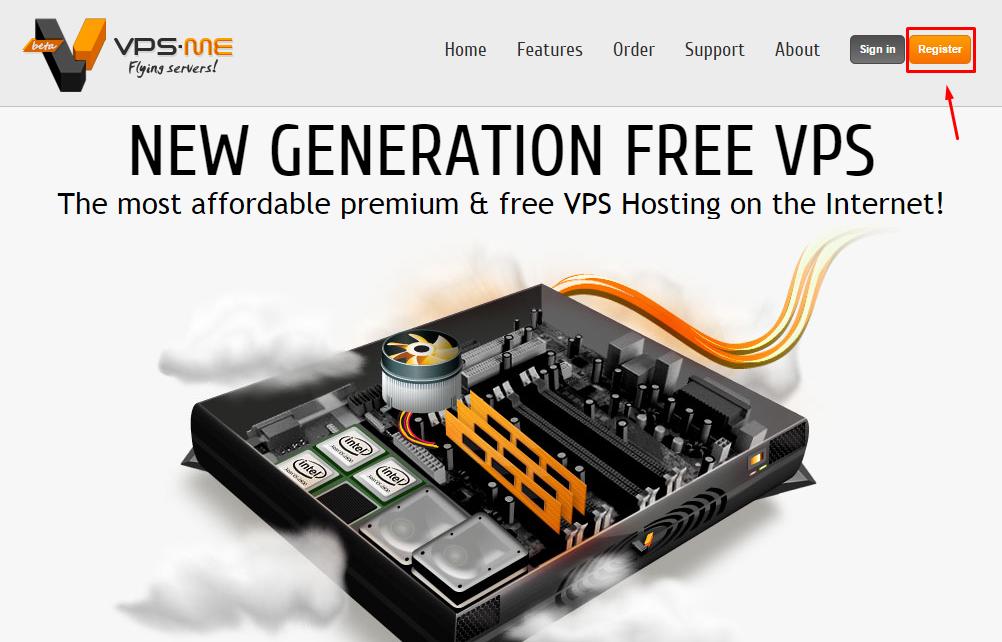 Tutorial cara Membuat VPS selamanya dari Vps.me