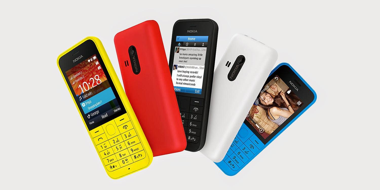 Harga Terbaru Dan Spesifikasi Nokia 220 Dual Sim