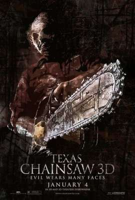 descargar La matanza de Texas 3D, La matanza de Texas 3D latino, ver online La matanza de Texas 3D