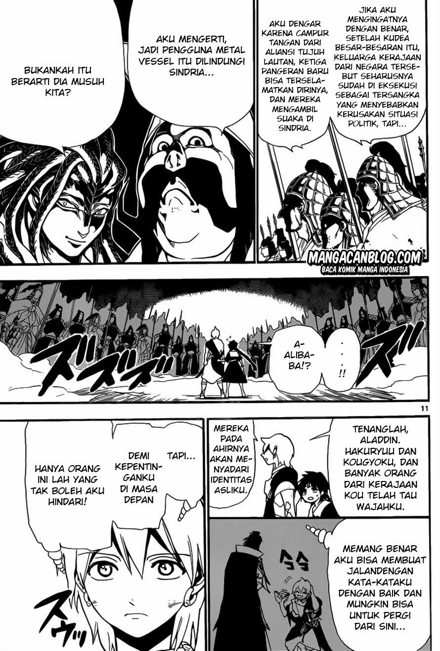 Dilarang COPAS - situs resmi www.mangacanblog.com - Komik magi 186 - kouen dan alibaba 187 Indonesia magi 186 - kouen dan alibaba Terbaru 10|Baca Manga Komik Indonesia|Mangacan