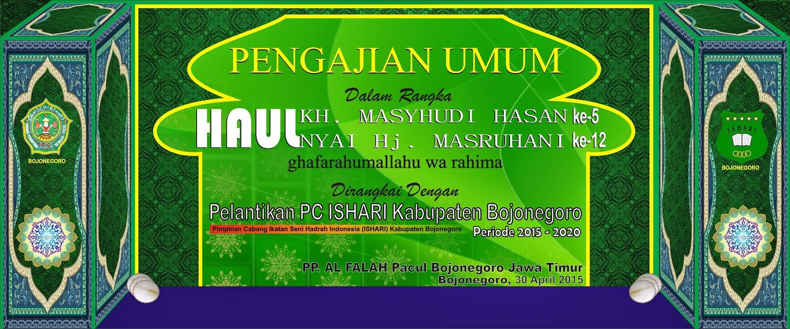 Banner Haul Kh Masyhudi Hasan Razy Samudra Desain Tpq