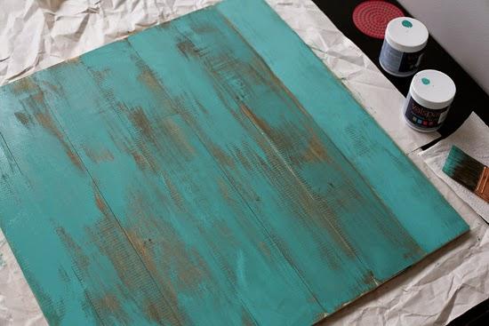Manualidades en decoupage decoupage t cnicas para pintar - Pintar muebles estilo vintage ...