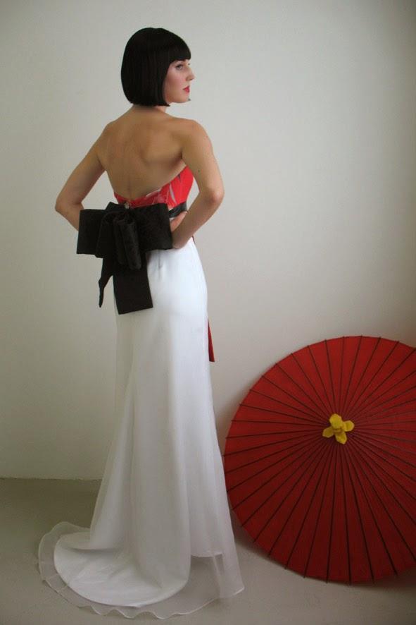 Bridal Dresses of World: Japanese Wedding Bridal Dresses 15