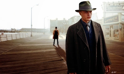 Nucky Thompson & Jimmy Darmody