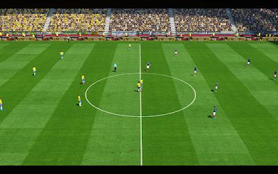 Cara Membuat Graphics PES 2016 PC Menjadi Seperti Versi PS4