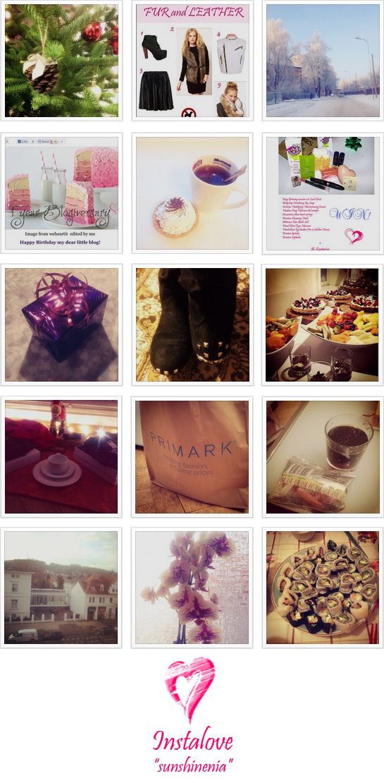 Instagram, Cherryfashion on instagram, instagram diary, december instagram