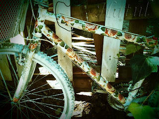 Украшаем велосипед своими руками 208