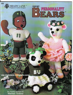 Personality Bears