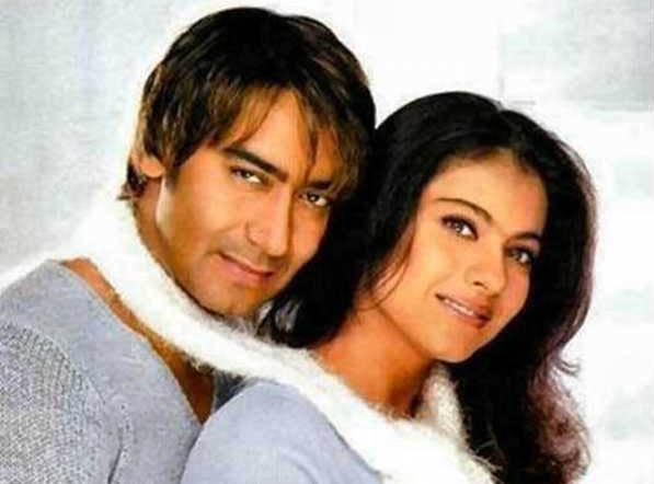 Entertainment World Ajay Devgan And Kajol