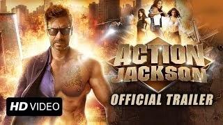 Action Jackson Official Trailer - Ajay Devgn, Sonakshi Sinha, Yami Gautam - Manasvi Mamgai