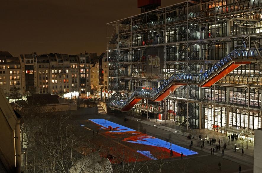 Hipo centre pompidou video art koleksiyonundan bir se ki for Art minimal centre pompidou